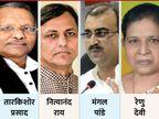 बिहार में सीएम पिछड़ा तो डिप्टी सीएम अगड़ा क्यों नहीं? तारकिशोर पर पार्टी राजी तो नंदकिशोर पर क्यों नहीं? बिहार,Bihar - Dainik Bhaskar