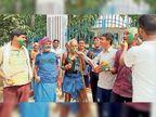 नीतीश कुमार के सातवीं बार शपथ लेते ही कल्याणबीघा में मनी होली-दिवाली हरनौत,Harnaut - Dainik Bhaskar