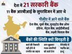 लक्ष्मी विलास ही नहीं, यस बैंक, PMC समेत कई बैंकों को सरकार ने बचाया बिजनेस,Business - Dainik Bhaskar