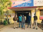 काम की तलाश में आया दूसरा आरोपी गिरफ्तार; उधारी के 1 लाख नहीं चुकाने पड़ें, इसलिए कर दी थी हत्या|डूंगरपुर,Dungarpur - Dainik Bhaskar