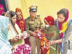 जेठ की हत्या की अभियुक्त ने दिया बेटी काे जन्म, जेल में गूंजी किलकारी|उदयपुर,Udaipur - Dainik Bhaskar