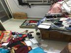दिवाली की छुट्टी पर गए विधि सलाहकार के घर में 11 लाख की चोरी; नौकर ने लौटने पर बताई घटना|भोपाल,Bhopal - Dainik Bhaskar