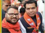 बाराबंकी में शराब की दुकान पर भाजपा नेता का हुड़दंग, उधारी देने से मना करने पर सेल्समैन को पीटा|लखनऊ,Lucknow - Dainik Bhaskar
