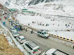 मौसम ने फिर करवट बदली; शिमला समेत कई जगह छाए रहे बादल, तापमान में गिरावट|हिमाचल,Himachal - Dainik Bhaskar
