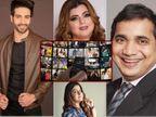 ओटीटी प्लेटफॉर्म के मुकाबले अब भी टीवी का पलड़ा भारी, सेलेब्स बोले- 'टीवी ने ही परिवार को एक साथ मनोरंजन दिया है'|टीवी,TV - Dainik Bhaskar