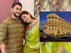 मुंबई के आईटीसी मराठा होटल में होगा गौहर खान- जैद दरबार का निकाह, प्री वेडिंग के लिए चुनी गई पुणे की रॉयल लोकेशन|टीवी,TV - Dainik Bhaskar