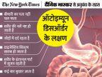 ऑटोइम्यून डिसऑर्डर से जूझ रहे लोगों में कोरोना से मौत का खतरा ज्यादा, जानें क्या कहती है स्टडी?|ज़रुरत की खबर,Zaroorat ki Khabar - Dainik Bhaskar