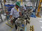 मैन्युफैक्चरिंग सेक्टर में हायरिंग सेंटिमेंट अभी भी कमजोर, 80% कंपनियां अतिरिक्त वर्कफोर्स हायर करने के मूड में नहीं बिजनेस,Business - Dainik Bhaskar