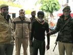 बदायूं में सो रही पत्नी पर पेट्रोल डालकर लगाई आग, आरोपी पति गिरफ्तार; 95% झुलसने से महिला की हालत गंभीर|लखनऊ,Lucknow - Dainik Bhaskar