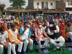 उज्जैन के नागदा में गरजे शिवराज, बोले- लव जिहादियों को कानून बनाकर ठीक करेंगे|मध्य प्रदेश,Madhya Pradesh - Dainik Bhaskar