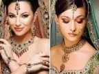 शादी के लिए गोल्ड ज्वेलरी खरीद रही हैं तो ईयरिंग्स की ये 3 वैरायटी चुनें, इसे वेडिंग डे के अलावा हल्दी या संगीत के फंक्शन में भी पहन सकते हैं|लाइफस्टाइल,Lifestyle - Dainik Bhaskar