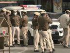 किसान आंदोलन के चलते गाजियाबाद में दिल्ली बॉर्डर पर पुलिस मुस्तैद, मेट्रो सेवाएं ठप होने से परेशान हुए लोग मेरठ,Meerut - Dainik Bhaskar