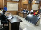 मास्क नहीं लगाने वाले बरातियों-घरातियों का नगर निगम काटेगा चालान, गार्डन संचलकों पर भी होगी कार्रवाई|जयपुर,Jaipur - Dainik Bhaskar