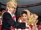 शादी के दिन गौरी से बोले थे शाहरुख खान, चलो बुर्का पहनो, नमाज पढ़ो तो ये बात सुन हैरान रह गए थे पत्नी के घरवाले|बॉलीवुड,Bollywood - Dainik Bhaskar