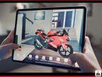 कंपनी ने ग्राहकों की सुविधा के लिए ऑगमेंटेड रियलिटी ऐप लॉन्च किया, इससे बाइक खरीदने में होगी आसानी|टेक & ऑटो,Tech & Auto - Dainik Bhaskar