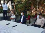 सूरत में फिर से हालात होने लगे बदतर, शहर की दो सोसायटी में एक ही दिन में 81 कोरोना पॉजिटिव मिले गुजरात,Gujarat - Dainik Bhaskar