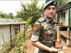 सुकमा में IED ब्लॉस्ट; असिस्टेंट कमांडेंट नितिन भालेराव शहीद, 9 जवान घायल|छत्तीसगढ़,Chhattisgarh - Dainik Bhaskar