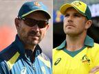 कोच लैंगर ने कहा- टेस्ट के लिए भी वॉर्नर की फिटनेस पर सस्पेंस, फिंच बोले- हमारे पास कई विकल्प क्रिकेट,Cricket - Dainik Bhaskar