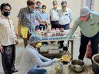 काढ़े के बाद अब दवा से उम्मीद, 'आयुष-64' कोरोना के इलाज में मिली कारगर भरतपुर,Bharatpur - Dainik Bhaskar