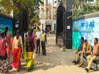 कांग्रेस ने BJP पर साधा निशाना, कहा- हार से बचने के लिये कराया गया PM मोदी का दौरा|वाराणसी,Varanasi - Dainik Bhaskar