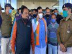 किसान आंदोलन के पीछे CAA-NRC और दंगा भड़काने वाली ताकतें, आंदोलन को हाईजैक करने की कोशिश|जबलपुर,Jabalpur - Dainik Bhaskar