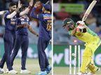 पंड्या-जडेजा ने भारत को 300 के पार पहुंचाया, बुमराह के यॉर्कर ने ऑस्ट्रेलिया से जीत छीनी|क्रिकेट,Cricket - Dainik Bhaskar
