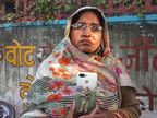 पुलवामा हमले में शहीद की प्रतिमा लगाने का वादा भूला प्रशासन, डेढ़ साल से चक्कर लगा रही पत्नी|कोटा,Kota - Dainik Bhaskar