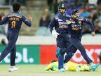 कोहली बोले- बॉलिंग फ्रेंडली पिच से आत्मविश्वास मिला, पंड्या-जडेजा की पार्टनरशिप भी अहम रही क्रिकेट,Cricket - Dainik Bhaskar