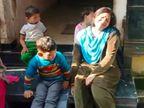 मुरादाबाद में झगड़ रहे पति ने पत्नी पर की फायरिंग; खेल रहे पड़ोसी बच्चे की गोली लगने से मौत, मां की हालत गंभीर|मेरठ,Meerut - Dainik Bhaskar
