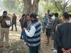 युवक की हत्या के बाद जलाकर पहचान छिपाने की कोशिश, खेत में मिला शव; खड़ी मिली प्रतापगढ़ नंबर की बाइक|कानपुर,Kanpur - Dainik Bhaskar