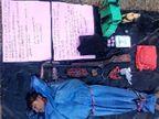 बीजापुर में सुरक्षाबलों से मुठभेड़ में नक्सली कमांडर ढेर; नारायणपुर में निर्माण कार्य में लगी मशीनों को जलाया था|छत्तीसगढ़,Chhattisgarh - Dainik Bhaskar