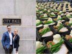 शिकागो में एक कपल ने कोरोना की वजह से अपनी शादी की कैंसिल, कैटरिंग के लिए जमा किए गए पैसों से जरूरतमंदों में बांटा खाना|लाइफस्टाइल,Lifestyle - Dainik Bhaskar