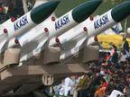 एयरफोर्स ने LAC पर 10 आकाश मिसाइलें टेस्ट कीं; दुश्मन के विमानों को मार गिराने की ताकत देश,National - Dainik Bhaskar