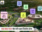 PM मोदी 10 दिसंबर को नए संसद भवन का भूमि पूजन करेंगे, लोकसभा स्पीकर ने घर जाकर न्योता दिया|देश,National - Dainik Bhaskar