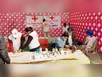 बीमारी का मोर्चा बना टीकरी बॉर्डर, रोज 1 हजार आंदोलनकारी किसान पहुंच रहे हेल्थ कैंप; तीन की जा चुकी जान|हरियाणा,Haryana - Dainik Bhaskar