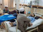 पाकिस्तान में ऑक्सीजन सिलेंडर न मिलने से 7 संक्रमितोंकी मौत; रूस में 24 घंटे में रिकॉर्ड 29 हजार मरीज मिले विदेश,International - Dainik Bhaskar