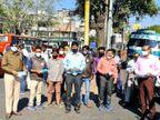 MP में 24 घंटे में कोरोना संक्रमणसे 12 मरीजोंकीमौत; भोपाल में 2 की पुष्टि, ठीक होने की दर 92% हुई|भोपाल,Bhopal - Dainik Bhaskar