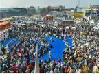 नहीं निकल रहा कोई नतीजा; अब 8 दिसंबर को 'भारत बंद', जानिए क्या बंद रहेगा और क्या खुला रहेगा|हरियाणा,Haryana - Dainik Bhaskar