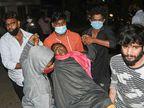 आंध्र प्रदेश में रहस्यमय बीमारी की चपेट में आने वाले लोगों के ब्लड सैंपल में मिले हैवी मेटल्स; पानी और दूध के जरिए शरीर में गए थे|देश,National - Dainik Bhaskar