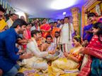 शादी में बेहद कम और खास लोगों को बुलाकर छोटी सेरेमनी करें, हर समारोह में मेहमानों को बुलाकर भीड़ जमा करने से बचें लाइफस्टाइल,Lifestyle - Dainik Bhaskar