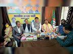 गिरिडीह एसडीएम को धमकी देने वाले भाजपा नेता नुनूलाल की दो दिन बाद भी कार्रवाई नहीं|गिरिडीह,Giridih - Dainik Bhaskar