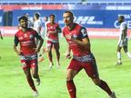 ATK मोहन बागान की टूर्नामेंट में पहली हार; जमशेदपुर एफसी 2-1 की जीत के साथ पॉइंट टेबल में सातवें स्थान पर|स्पोर्ट्स,Sports - Dainik Bhaskar
