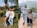 सैफ-करीना ने बेटे तैमूर के साथ पालमपुर में विलेज वॉक का लिया आनंद, सोशल मीडिया पर वायरल हुईं फोटोज बॉलीवुड,Bollywood - Dainik Bhaskar