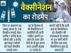 भारत में 3 कंपनियों को टीके की मंजूरी मिल सकती है, 1 करोड़ हेल्थवर्कर्स से शुरू होगा वैक्सीनेशन|देश,National - Dainik Bhaskar