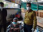 कोटा के निजी अस्पताल में भर्ती मरीज के सोने के टॉप्स व मंगलसूत्र खोले, पीतल के पहनाए; पुलिस से शिकायत|कोटा,Kota - Dainik Bhaskar