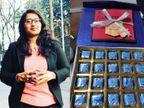 बचपन में ल्यूकोडर्मा हुआ, 15 साल निगेटिविटी में रहीं; अब चॉकलेट बिजनेस से फैला रहीं पॉजिटिविटी|ओरिजिनल,DB Original - Dainik Bhaskar