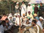 पंजाब के लोगों को जमीन बंटने का डर, बोले- चोर-लुटेरों, काले कानून बनाने वालों से राज्य को बचाना है|ओरिजिनल,DB Original - Dainik Bhaskar