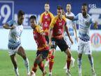 एससी ईस्ट बंगाल और जमेशपुर एफसी के बीच मैच ड्रा; बंगाल को टूर्नामेंट में मिला पहला पॉइंट|स्पोर्ट्स,Sports - Dainik Bhaskar