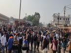 राजस्थान में 4 माह बाद आज 1290 केस, इसके पहले 12 अगस्त को पहली बार आए थे 1217 केस|जयपुर,Jaipur - Dainik Bhaskar
