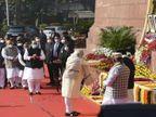 संसद पर आतंकी हमले की 19वीं बरसी, PM मोदी बोले- उस दिन को देश कभी नहीं भूलेगा|देश,National - Dainik Bhaskar